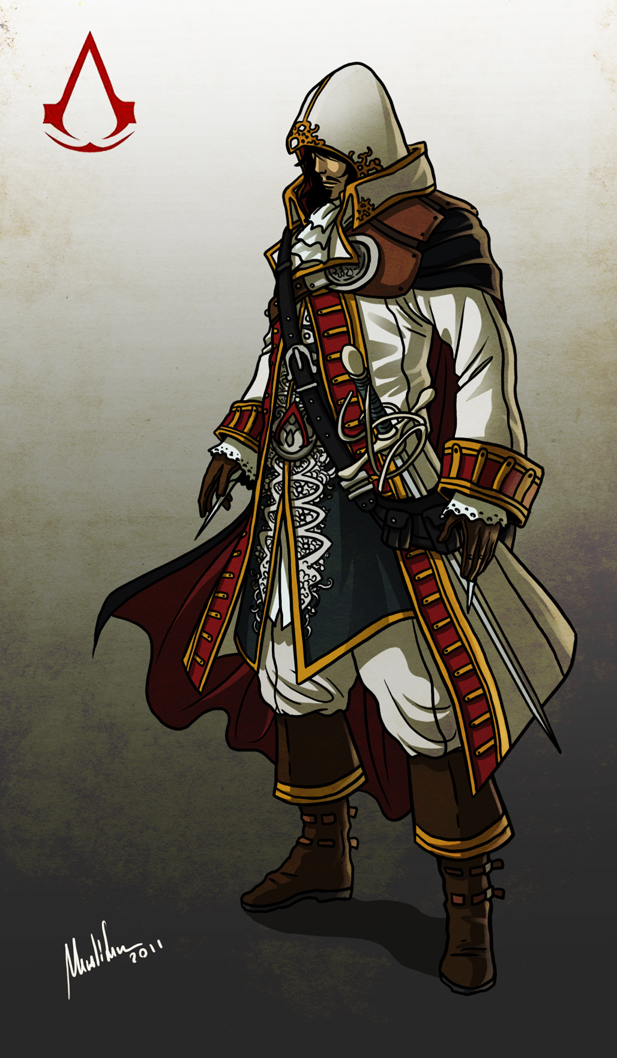 Image - Assassins creed iii by blues design-d3dkg23.jpg ...