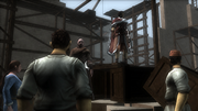 Investigate Crusader Outpost 2