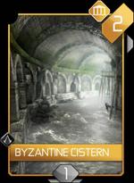 ACR Byzantine Cistern