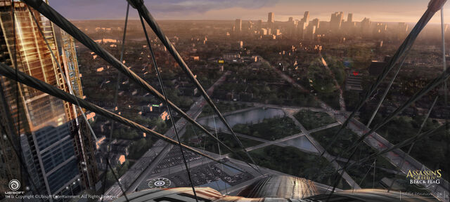 File:Assassin's Creed IV Black Flag Montreal Concept Art by EddieBennun.jpg