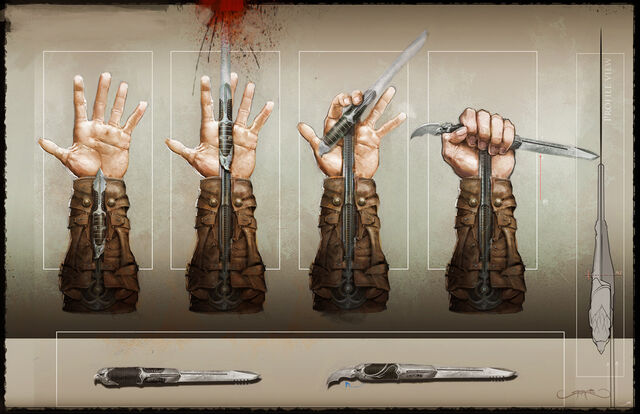 File:Connor Hidden blades by Okmer.jpg