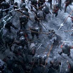 De Byzantijnen omsingelen Ezio