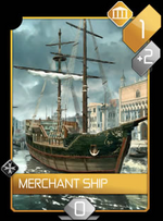 ACR Merchant Ship