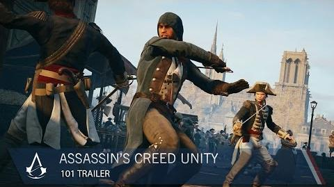Assassin's Creed Unity 101 Trailer US