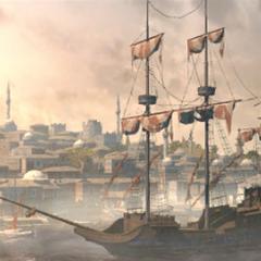 克拉克大帆船