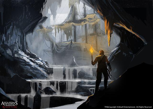 File:Assassin's Creed IV Black Flag concept art 10 by Rez.jpg