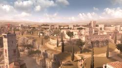 Campagna District Overlook