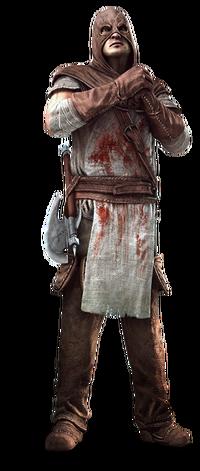 Char executioner