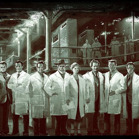 普罗特维诺科学家,1917年