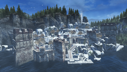 ACRG Fort Blanc