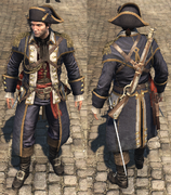 ACRG Captain outfit