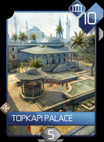ACR Topkapi Palacecard