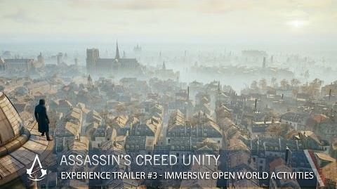 Assassin's Creed Unity Experience 3 Immersive Open World Activities US