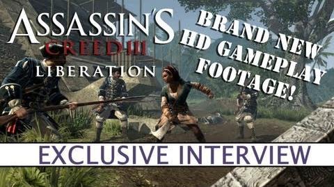 Assassins Creed 3 Liberation - BRAND NEW GAMEPLAY - Platform32