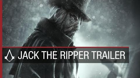 Assassin's Creed Syndicate Season Pass - Jack The Ripper Trailer US