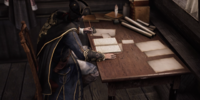 Journal of Haytham E. Kenway
