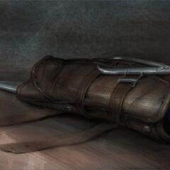 海瑟姆·肯维的袖剑