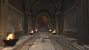ToKW Pyramid Throne Room Entryway