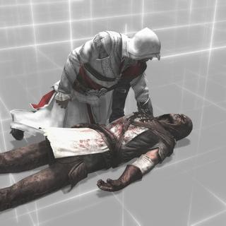 Il Carnefice vlak voor zijn dood