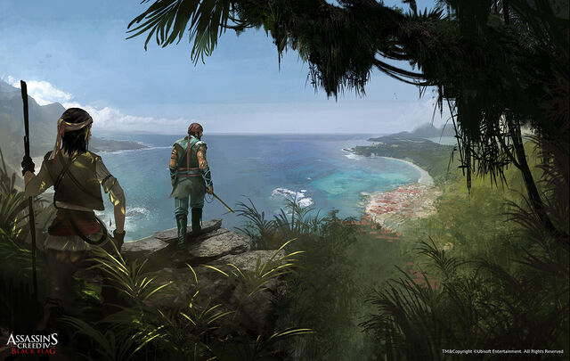 File:Assassin's Creed IV Black Flag concept art 5 by Rez.jpg