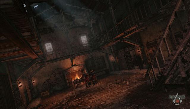 File:Assassins Creed 3 Fort Wolcott (The Prison) by neilvk.jpg