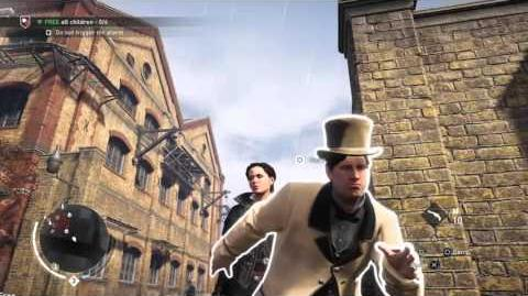 Assassin's Creed Syndicate Update Patch 1.2 - The Frozen Man
