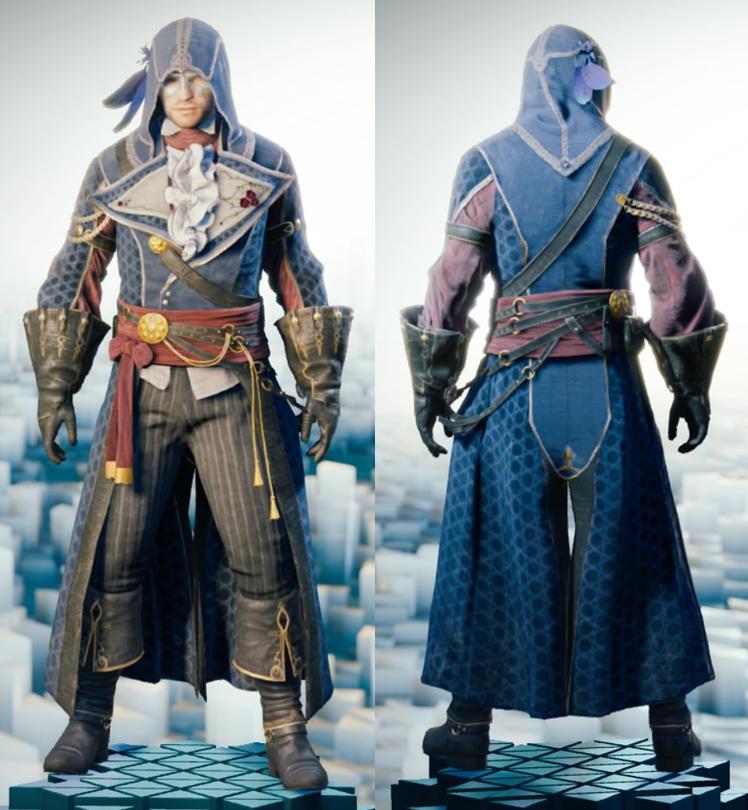 Image - ACU Legendary Phantom Outfit.png | Assassinu0026#39;s Creed Wiki | FANDOM powered by Wikia