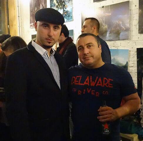 File:Encho Enchev & Eddie Bennun.jpg