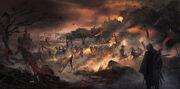 Spain Battle