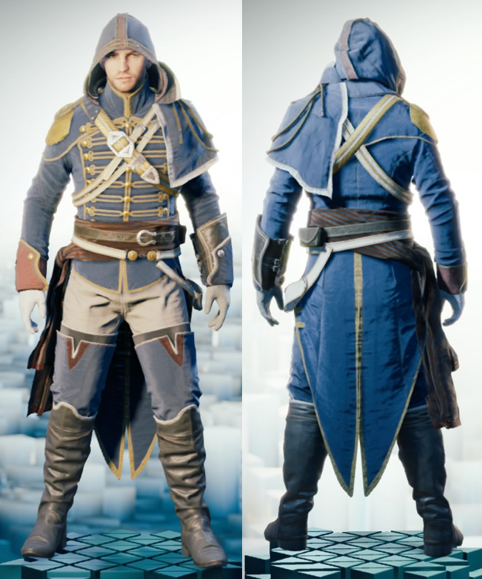 Image - ACU Handmade Napoleonic Outfit.png | Assassinu0026#39;s Creed Wiki | FANDOM powered by Wikia