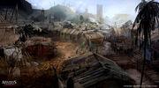Assassin's Creed IV Black Flag concept art 3 by Rez