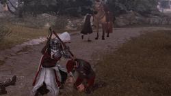 ACB-Ezio Spear Impale