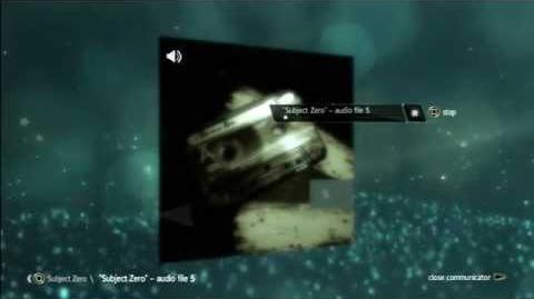 Subject Zero - audio file 5