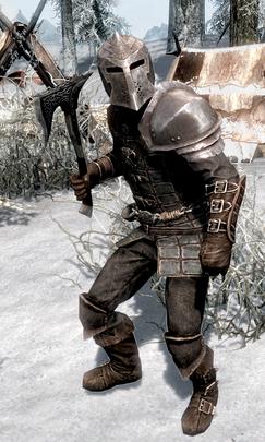 Dawnguard Vampire Hunter