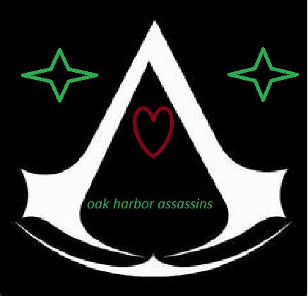 File:Oak barbor assassins logo.png