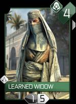 ACR Learned Widow
