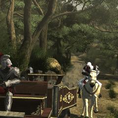 Ezio volgt de tweede kar.