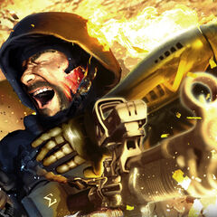 贝格在袭击佛罗伦萨刺客时卷入一场爆炸中。