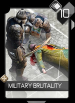 ACR Military Brutality