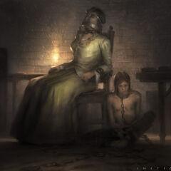 Monica (? – 1788) and Lucio Albertine (1732 – 1788)