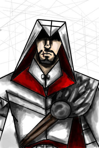 File:Cartoonish Ezio in Photoshop.jpeg