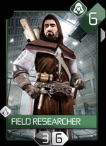 Acr field researcher