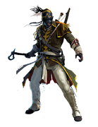 Colonial Assassin - Revised Concept