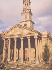 ACS DB St. Martin-in-the-Fields