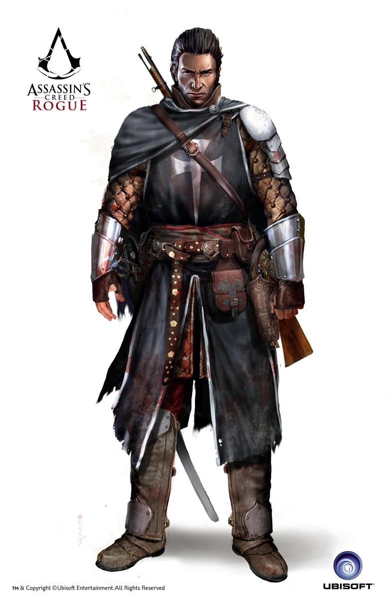 Image - ACRG Shay Sir Gunn's Armor - Concept Art.jpg ...