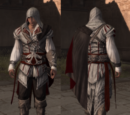 Ezio Auditore's robes