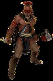AC3L - Warrior