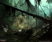 Assassin's Creed IV Black Flag concept art 8 by Rez