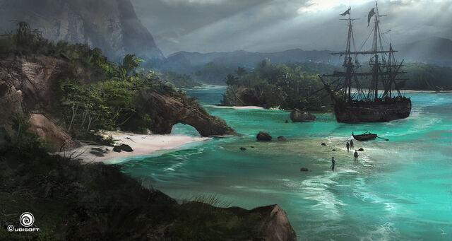 File:Assassin's Creed IV Black Flag concept art 2.jpg