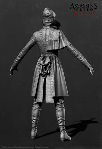 File:ACS Lucy Thorne ZBrush Model - Back View.jpg